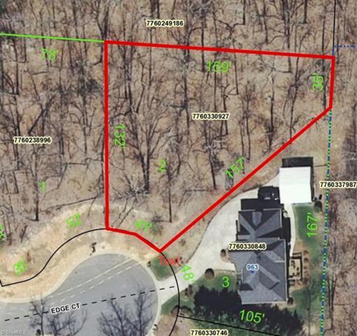 959 Edge Court, Asheboro, NC 27205 (MLS #837866) :: Banner Real Estate