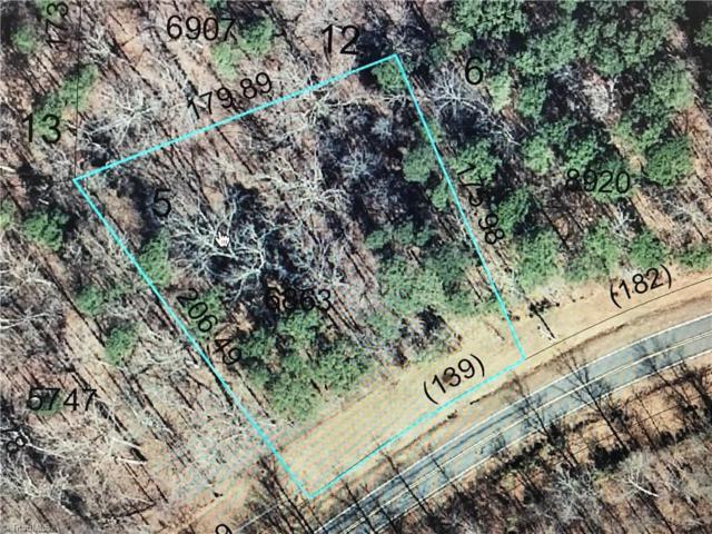 0 Shoreline Drive, Lexington, NC 27292 (MLS #839346) :: Lewis & Clark, Realtors®