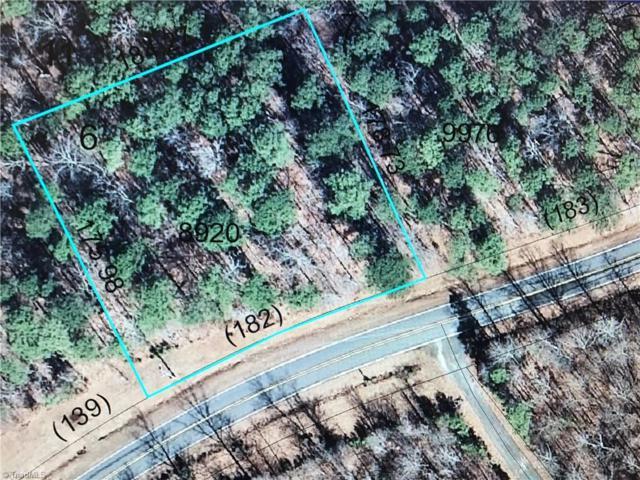 0 Shoreline Drive, Lexington, NC 27292 (MLS #839350) :: Lewis & Clark, Realtors®