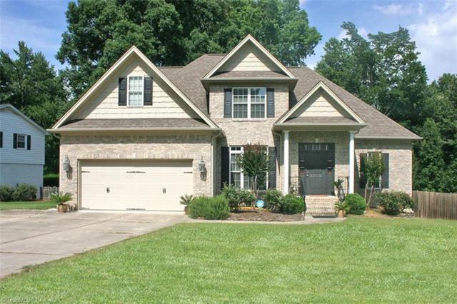 5209 Edinborough Road, Greensboro, NC 27406 (MLS #839357) :: RE/MAX Impact Realty