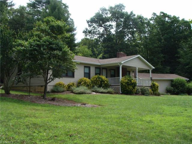 2602 Roaring Gap Church Road, Thurmond, NC 28683 (MLS #840135) :: RE/MAX Impact Realty
