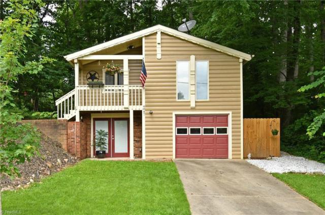 4847 Tiffany Avenue, Winston Salem, NC 27104 (MLS #840206) :: RE/MAX Impact Realty
