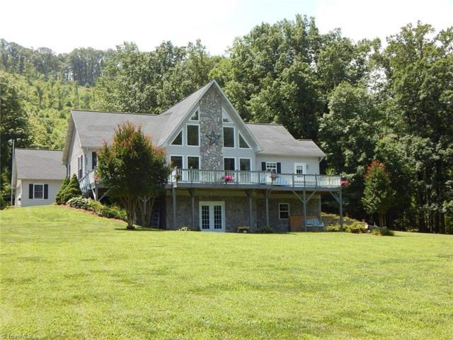 1040 Thurman Lake Drive, Jonesville, NC 28642 (MLS #840226) :: RE/MAX Impact Realty