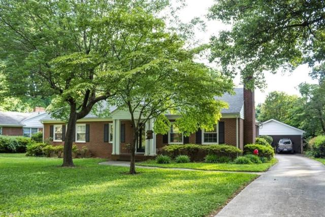 907 Avery Place, Greensboro, NC 27408 (MLS #840238) :: RE/MAX Impact Realty