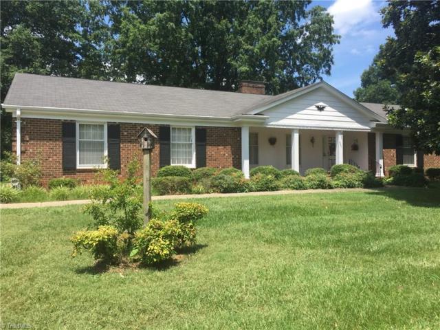 5201 Old Lake Jeanette Road, Greensboro, NC 27455 (MLS #840779) :: Lewis & Clark, Realtors®