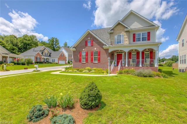 6730 Brook Stone Court, Clemmons, NC 27012 (MLS #840800) :: Banner Real Estate
