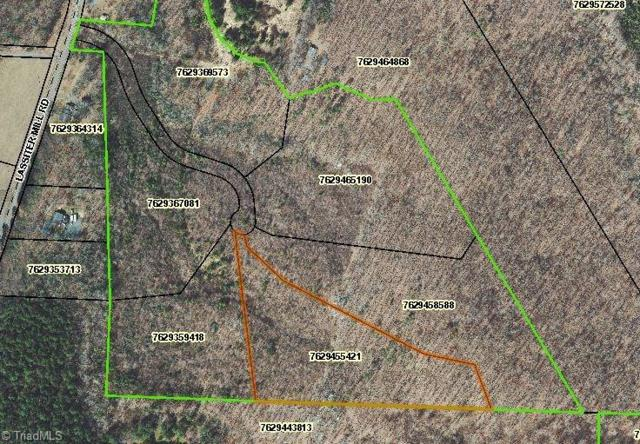 5 Granite Ridge Road, Asheboro, NC 27205 (MLS #841440) :: Kristi Idol with RE/MAX Preferred Properties