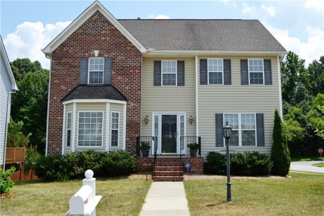 6731 Brook Stone Court, Clemmons, NC 27012 (MLS #841571) :: Banner Real Estate