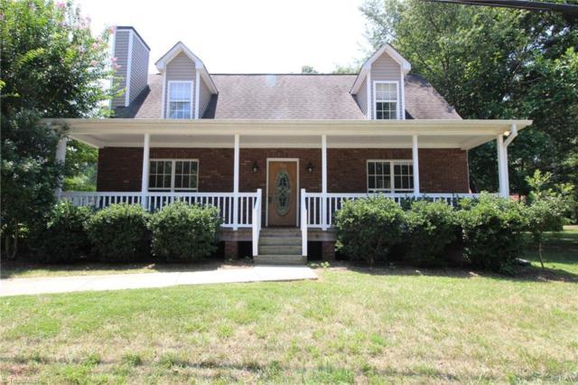 726 Ransom Road, Winston Salem, NC 27106 (MLS #843376) :: Kristi Idol with RE/MAX Preferred Properties