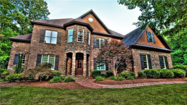 8300 Linville Oaks Drive, Oak Ridge, NC 27310 (MLS #843443) :: Kristi Idol with RE/MAX Preferred Properties