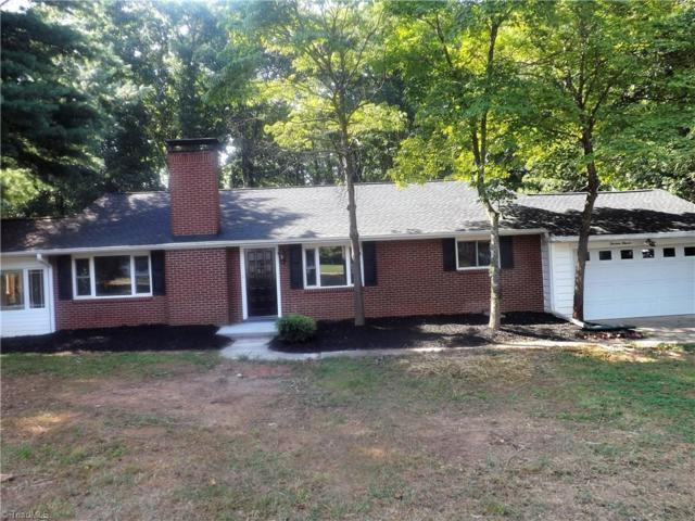 1311 Peace Haven Road, Winston Salem, NC 27104 (MLS #843662) :: Banner Real Estate