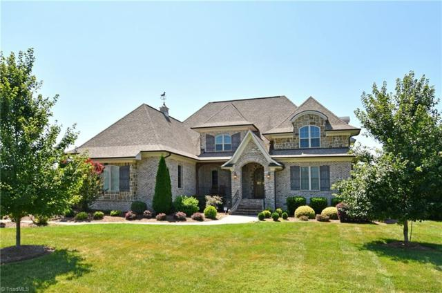 8895 Cravenwood Drive, Oak Ridge, NC 27310 (MLS #843725) :: Kristi Idol with RE/MAX Preferred Properties