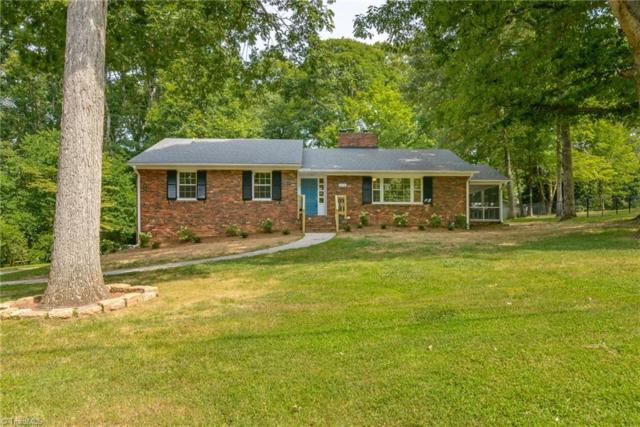 1278 Huntingdon Road, Winston Salem, NC 27104 (MLS #844061) :: Banner Real Estate