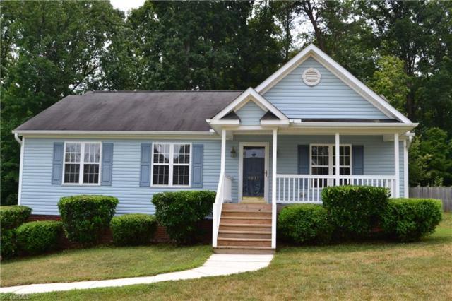 6837 Rangecrest Road, Belews Creek, NC 27009 (MLS #844272) :: Kristi Idol with RE/MAX Preferred Properties