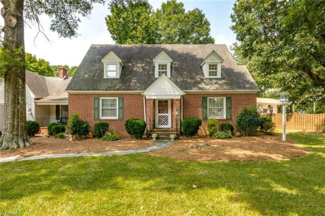 7970 Broad Street, Rural Hall, NC 27045 (MLS #844286) :: Banner Real Estate