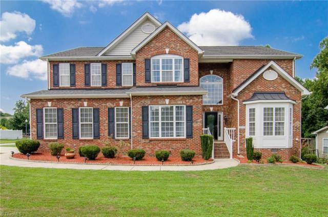 4993 Winding Ridge Drive, Greensboro, NC 27406 (MLS #844359) :: Realty 55 Partners