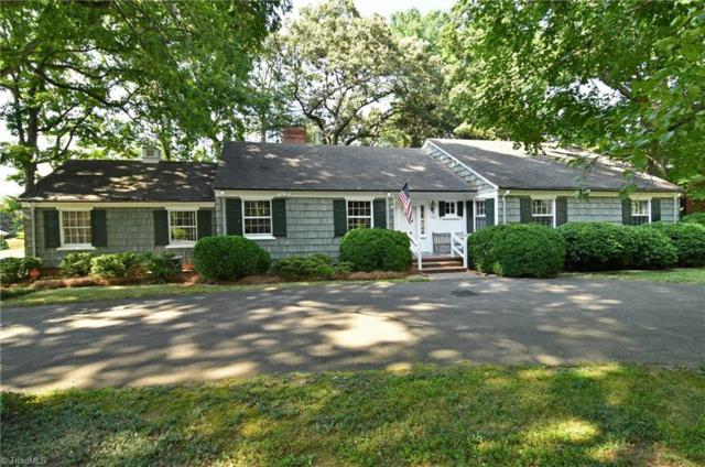 2533 Reynolds Drive, Winston Salem, NC 27104 (MLS #844393) :: Banner Real Estate