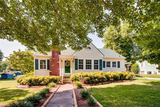 1439 Sunset Drive, Asheboro, NC 27205 (MLS #844452) :: Realty 55 Partners