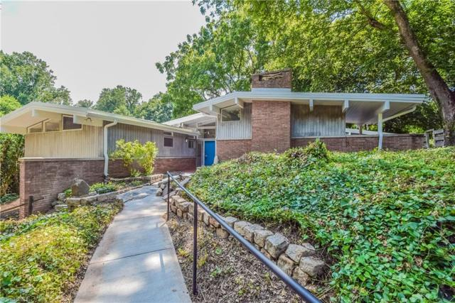 804 Kenwick Drive, Winston Salem, NC 27106 (MLS #844661) :: Banner Real Estate