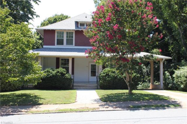 1203 W 4th Street, Winston Salem, NC 27101 (MLS #844723) :: The Umlauf Group