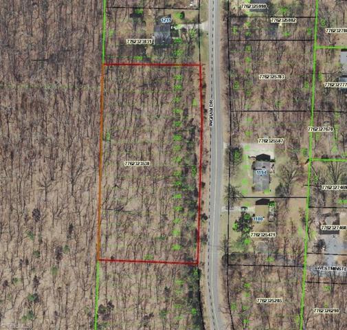 0 Ingram Drive, Asheboro, NC 27203 (MLS #845072) :: Banner Real Estate
