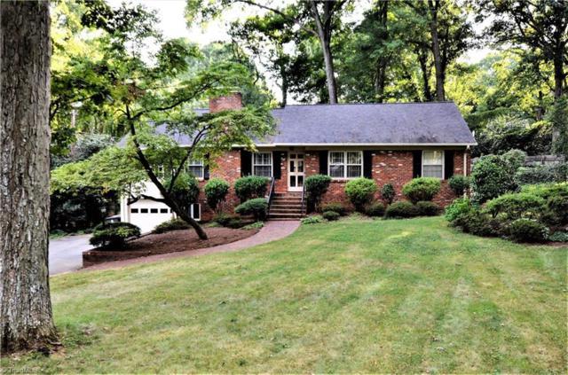 790 Hertford Road, Winston Salem, NC 27104 (MLS #845338) :: Banner Real Estate