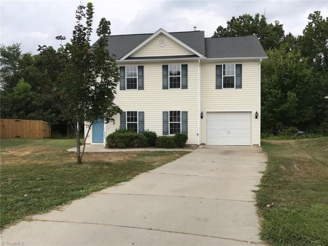 3501 Sherbourne Lane, Greensboro, NC 27405 (MLS #845381) :: Kristi Idol with RE/MAX Preferred Properties