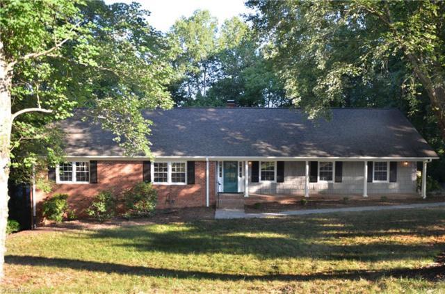 471 Sherwood Forest Road, Winston Salem, NC 27104 (MLS #845461) :: Banner Real Estate