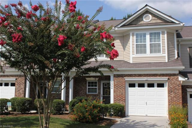 5924 Hollow Wood Court, Winston Salem, NC 27104 (MLS #845641) :: Banner Real Estate