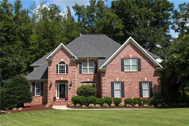 712 Chestnut Hill Court, Greensboro, NC 27455 (MLS #845649) :: Kristi Idol with RE/MAX Preferred Properties