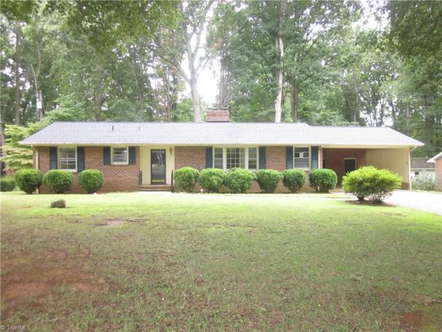 1507 Woodside Drive, Reidsville, NC 27320 (MLS #845752) :: Banner Real Estate