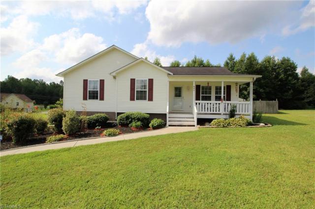 647 Sunset Ridge Lane, Lexington, NC 27295 (MLS #845821) :: Kristi Idol with RE/MAX Preferred Properties