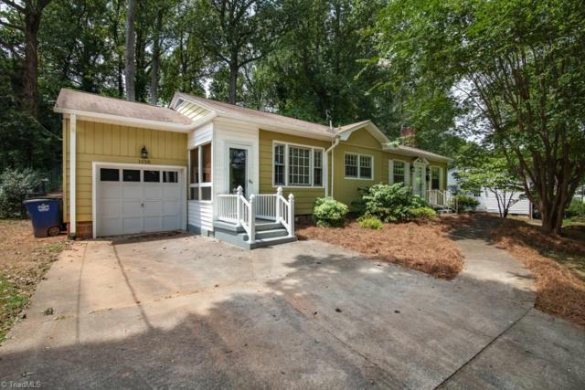 1228 Irving Street, Winston Salem, NC 27103 (MLS #845862) :: Banner Real Estate