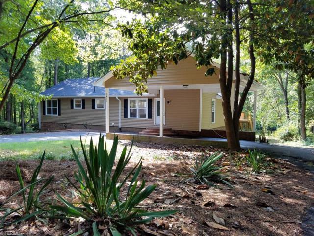 1411 Ashfield Court, Lewisville, NC 27023 (MLS #845903) :: Banner Real Estate