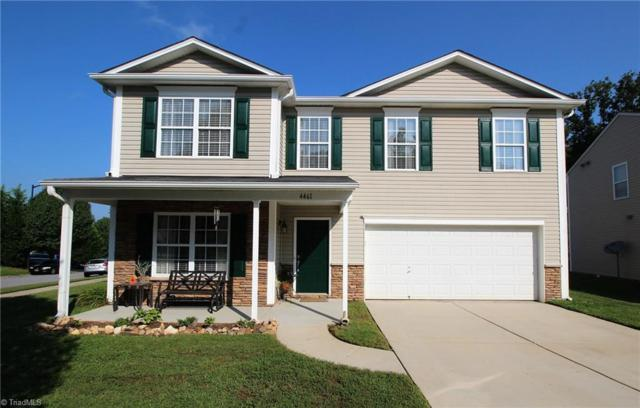 4461 Westhill Place, Kernersville, NC 27284 (MLS #845921) :: Kristi Idol with RE/MAX Preferred Properties