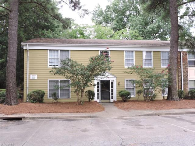 650 Rugby Row D, Winston Salem, NC 27106 (MLS #846002) :: RE/MAX Impact Realty