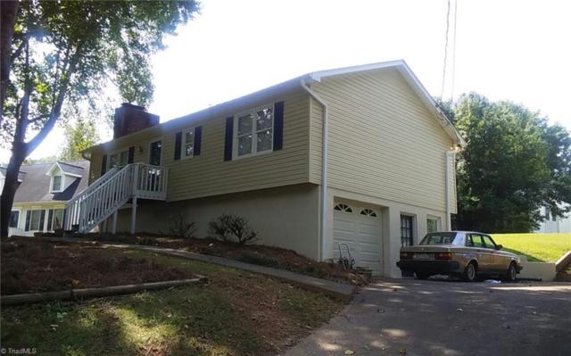 808 Big Tree Drive, Lewisville, NC 27023 (MLS #846012) :: Banner Real Estate