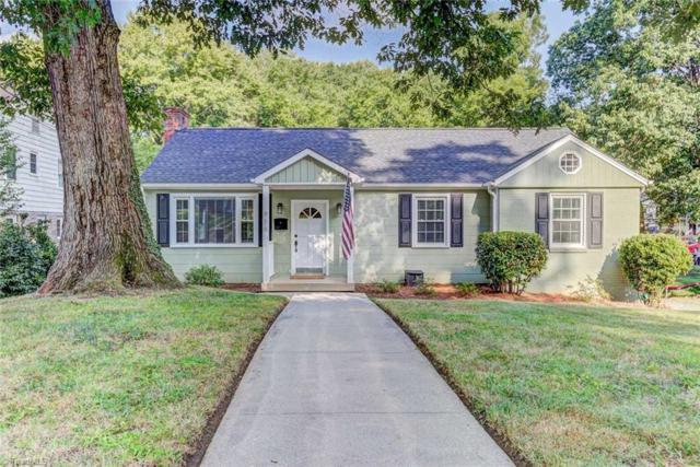 916 Magnolia Street, Winston Salem, NC 27103 (MLS #846035) :: Banner Real Estate