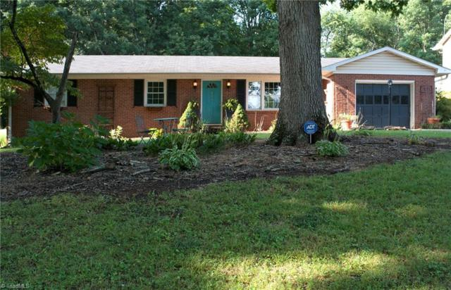 4445 Gretchen Avenue, Pfafftown, NC 27040 (MLS #846090) :: Banner Real Estate