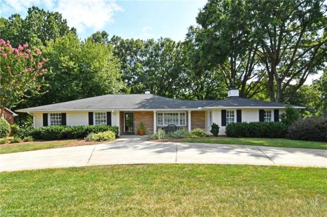 2420 Country Club Road, Winston Salem, NC 27104 (MLS #846098) :: Banner Real Estate