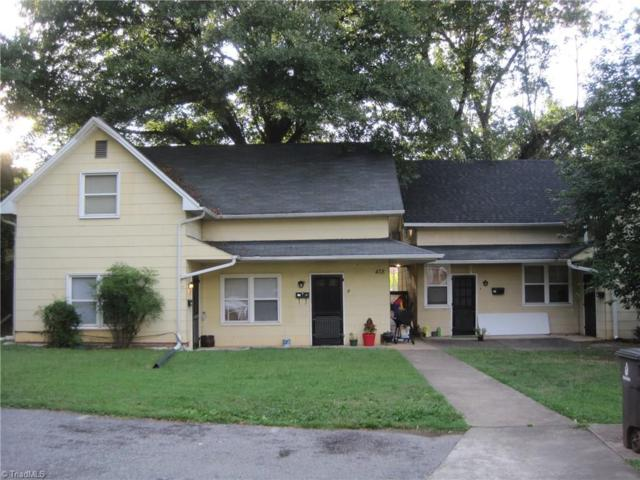 438 S Hawthorne Road, Winston Salem, NC 27103 (MLS #846191) :: Banner Real Estate