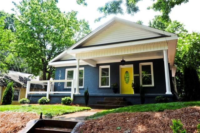 1916 W Academy Street, Winston Salem, NC 27103 (MLS #846203) :: Banner Real Estate