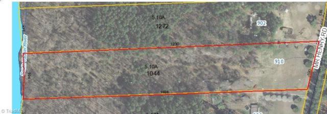 910 Mr Henry Road, Mocksville, NC 27028 (MLS #846233) :: HergGroup Carolinas