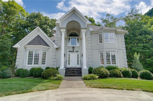 1309 Fawndale Drive, Lewisville, NC 27023 (MLS #846250) :: Banner Real Estate