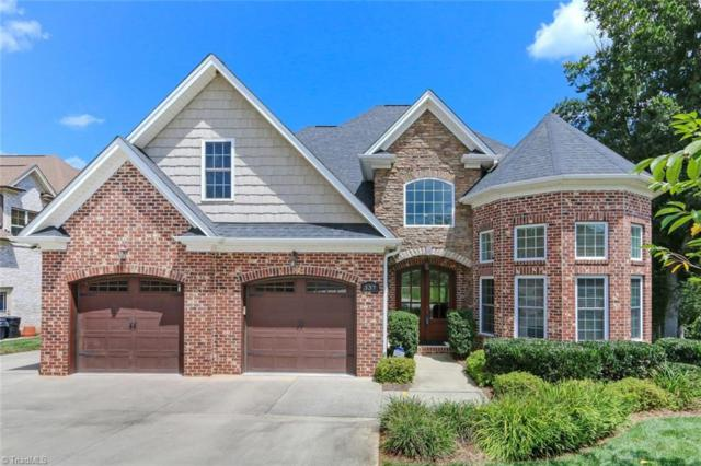 337 Lake Knoll Court, Lewisville, NC 27023 (MLS #846252) :: Banner Real Estate