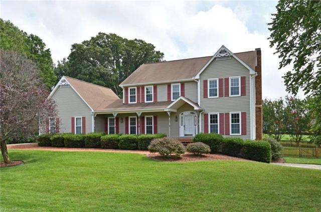 4800 Quail Hunt Circle, Kernersville, NC 27284 (MLS #846332) :: Kristi Idol with RE/MAX Preferred Properties