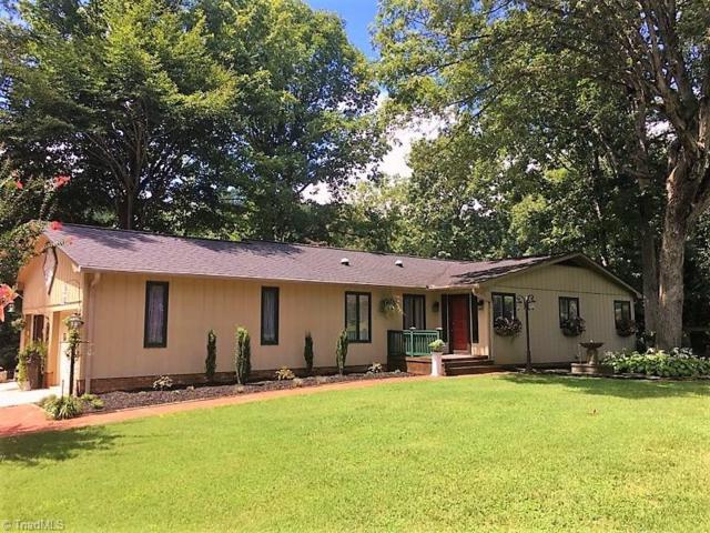 238 Claybon Drive, Advance, NC 27006 (MLS #846338) :: Banner Real Estate