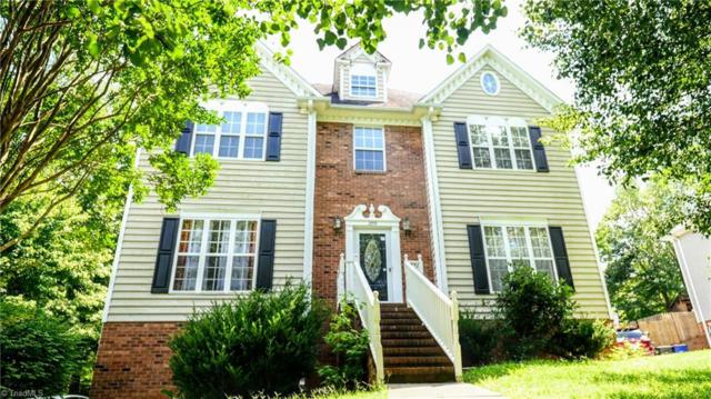 2090 Pembrooke Forest Drive, Winston Salem, NC 27106 (MLS #846408) :: Kristi Idol with RE/MAX Preferred Properties