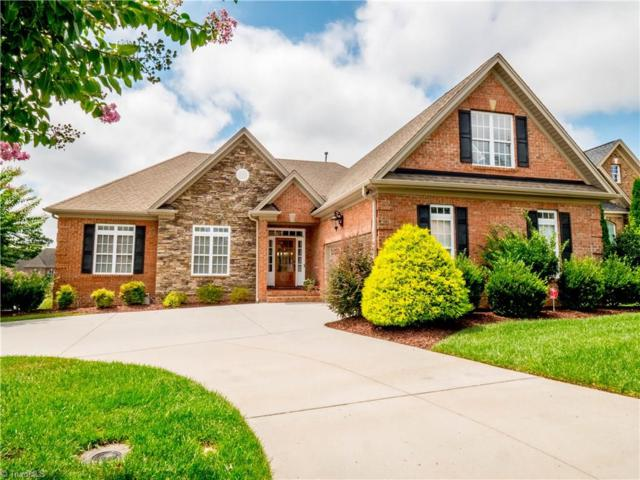 4923 Britton Gardens Road, Clemmons, NC 27012 (MLS #846453) :: Banner Real Estate