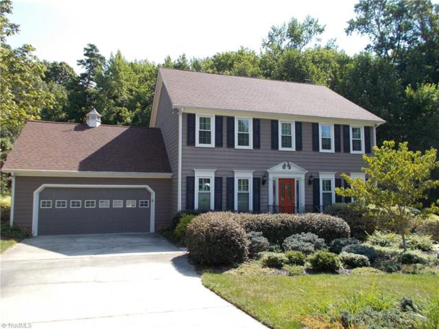 8 Sawmill Court, Greensboro, NC 27407 (MLS #846478) :: Kristi Idol with RE/MAX Preferred Properties